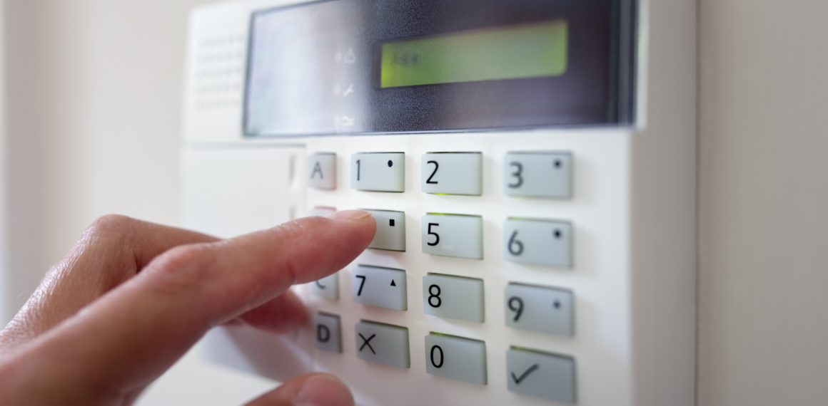 Home or office security PKB943 V