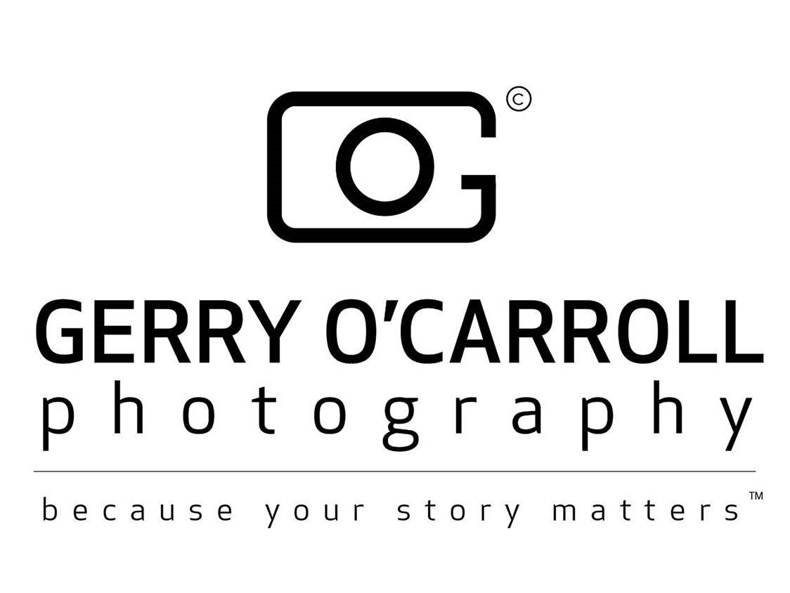 Gerry O'Carroll Photography Logo