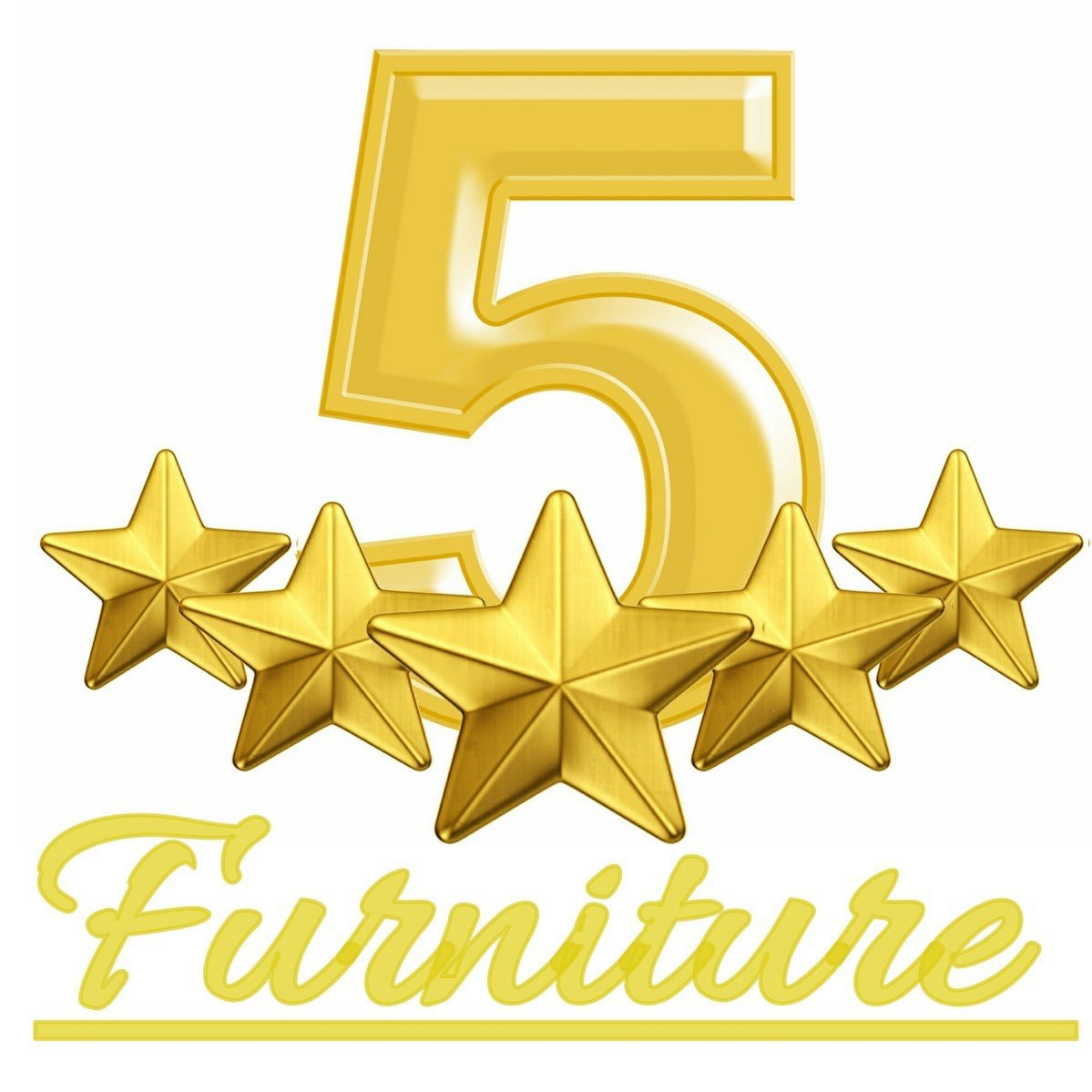 5 Star Furniture Logo