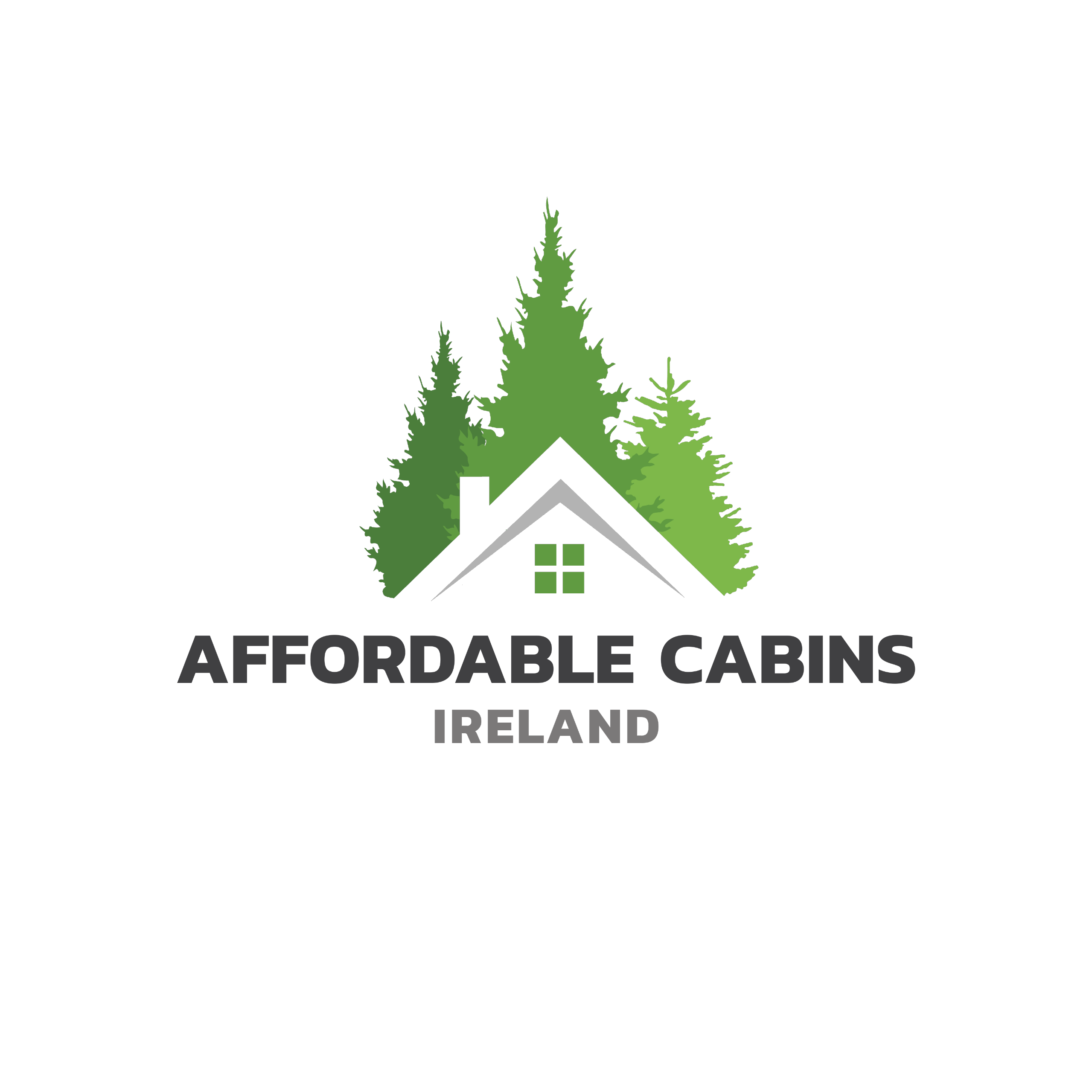 Affordable Cabins Ireland Logo