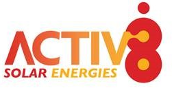 Activ8 Solar Energies Logo