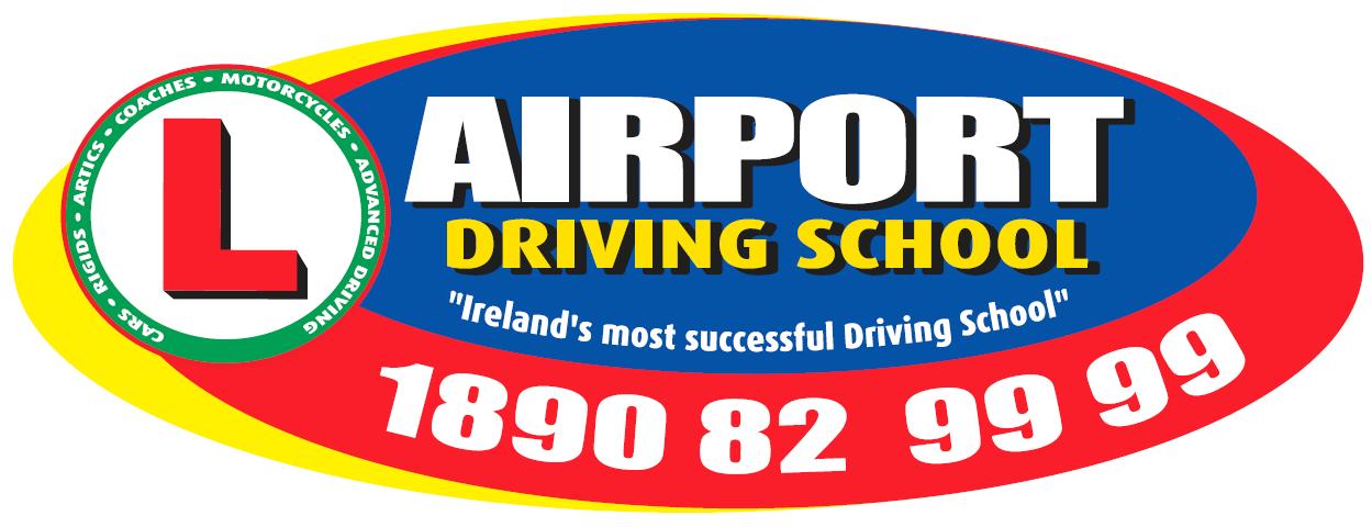 Airport Driving School Logo