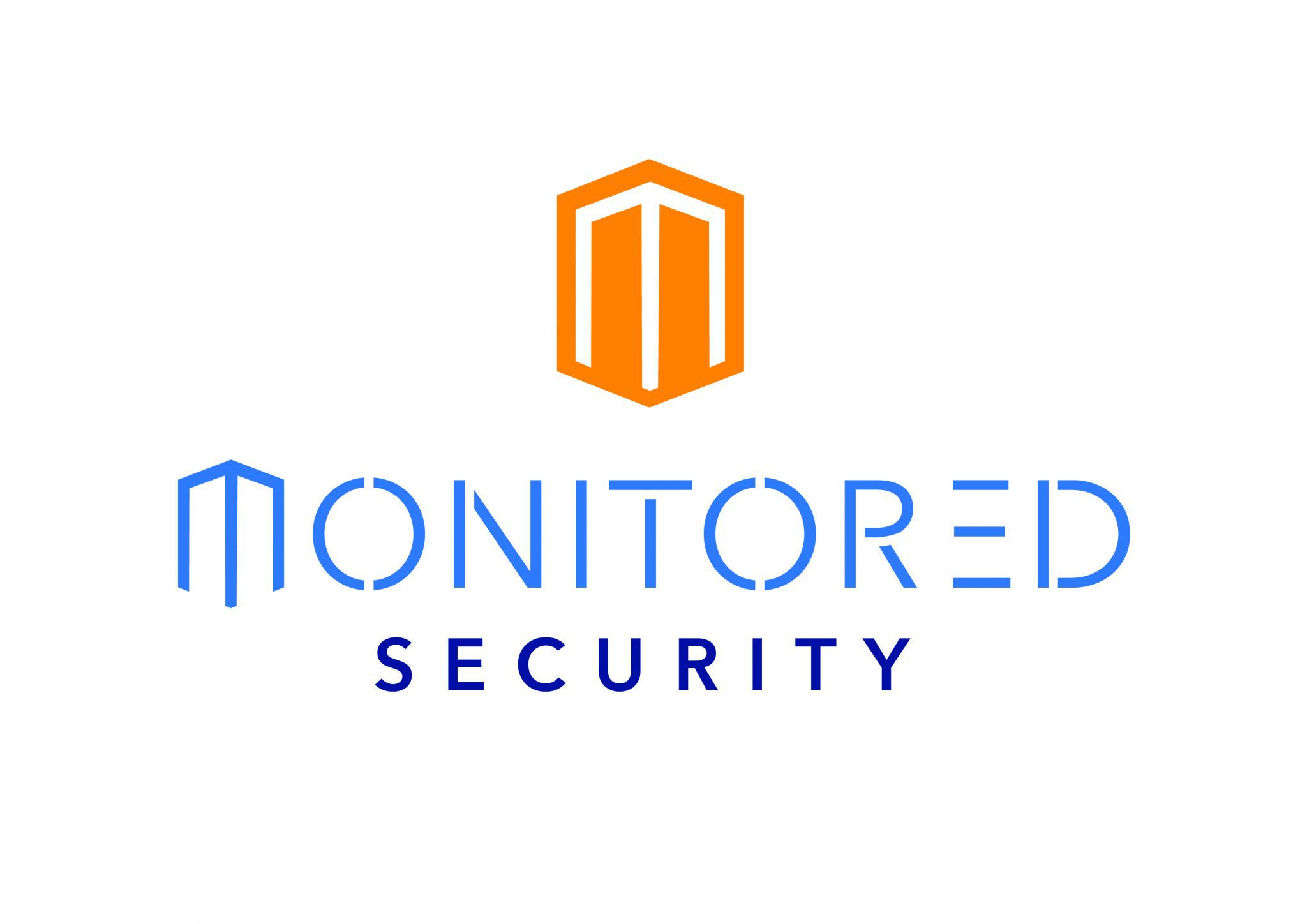 Monitored Security Logo