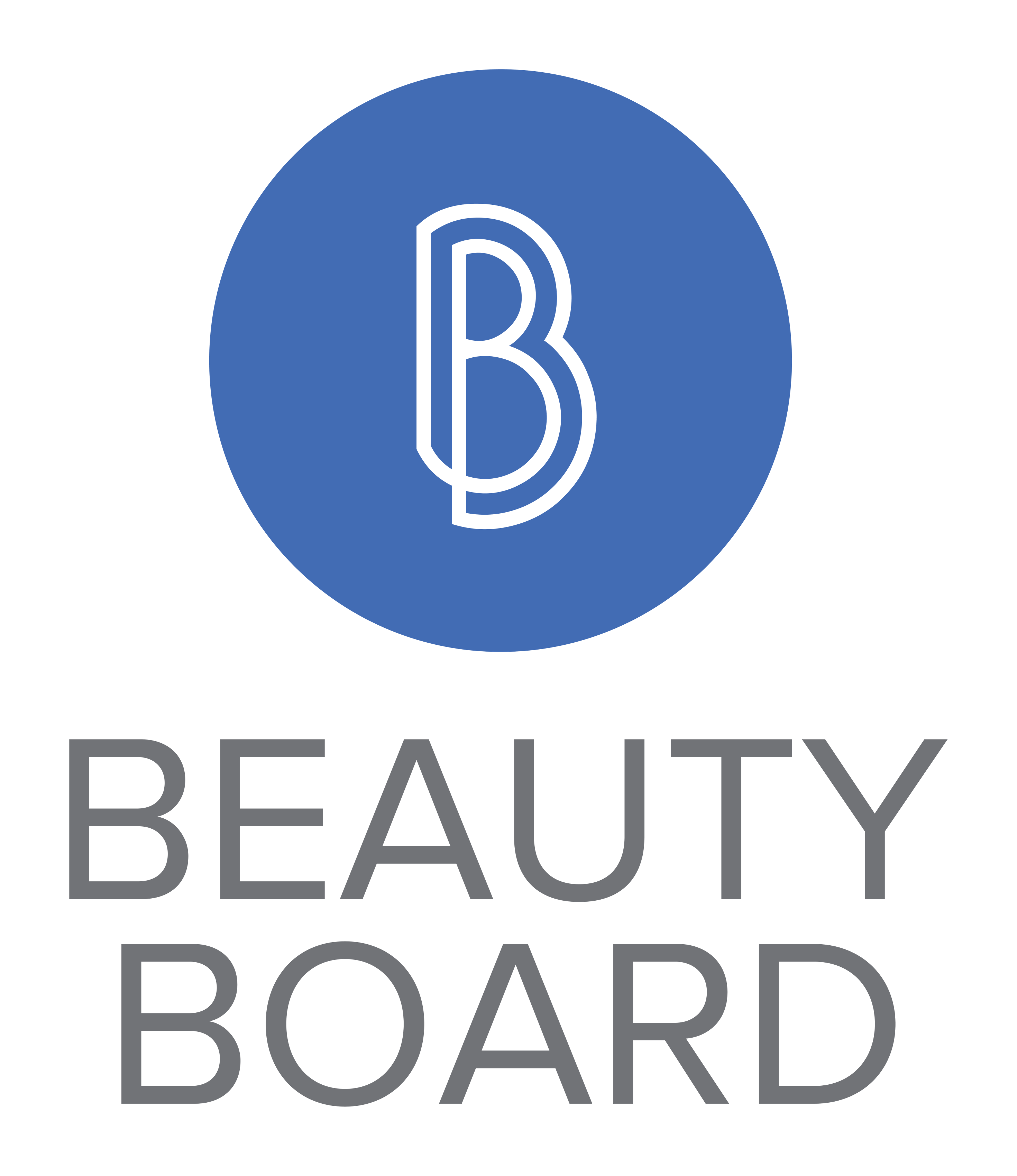 Beauty Board Logo