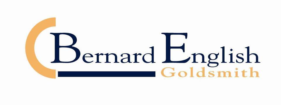 Bernard English Goldsmith Logo