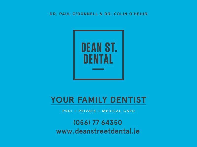Dean St Dental Logo