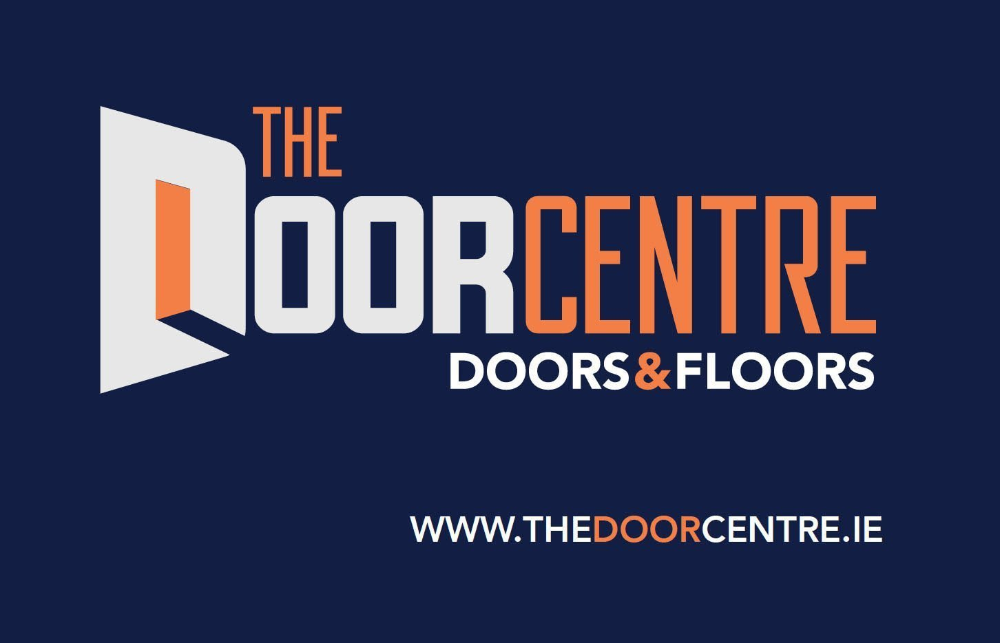The Door Centre Logo