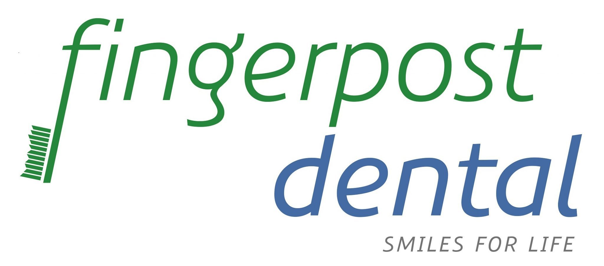 Fingerpost Dental Logo