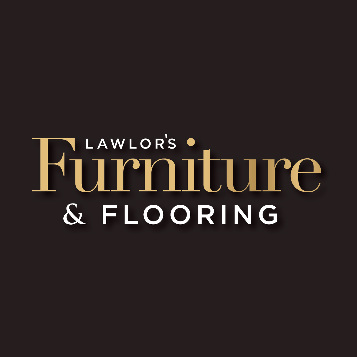 Lawlors Furniture and Flooring Logo