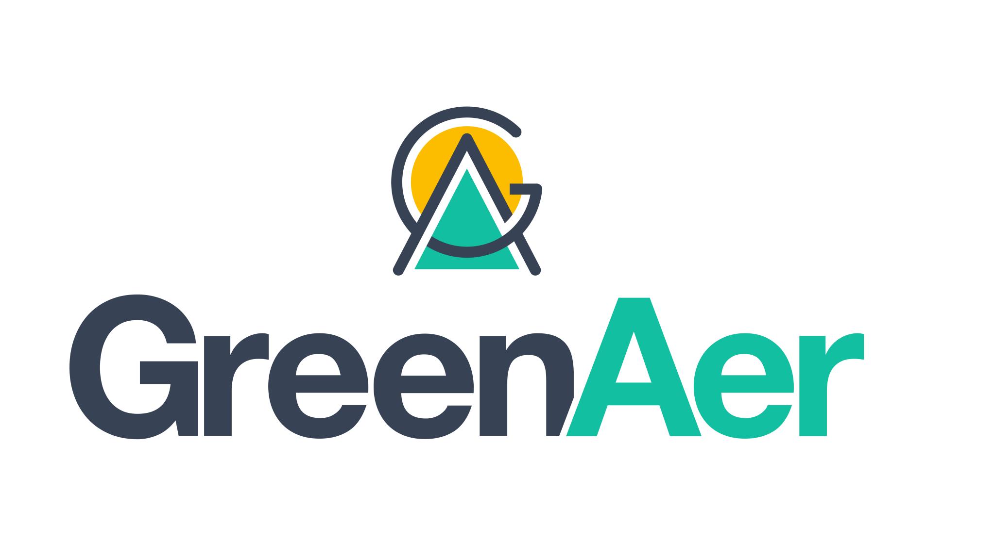 GreenAer Logo