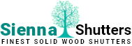 Sienna Shutters Logo
