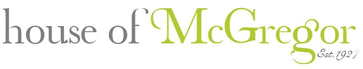 House of Mc Gregor Logo