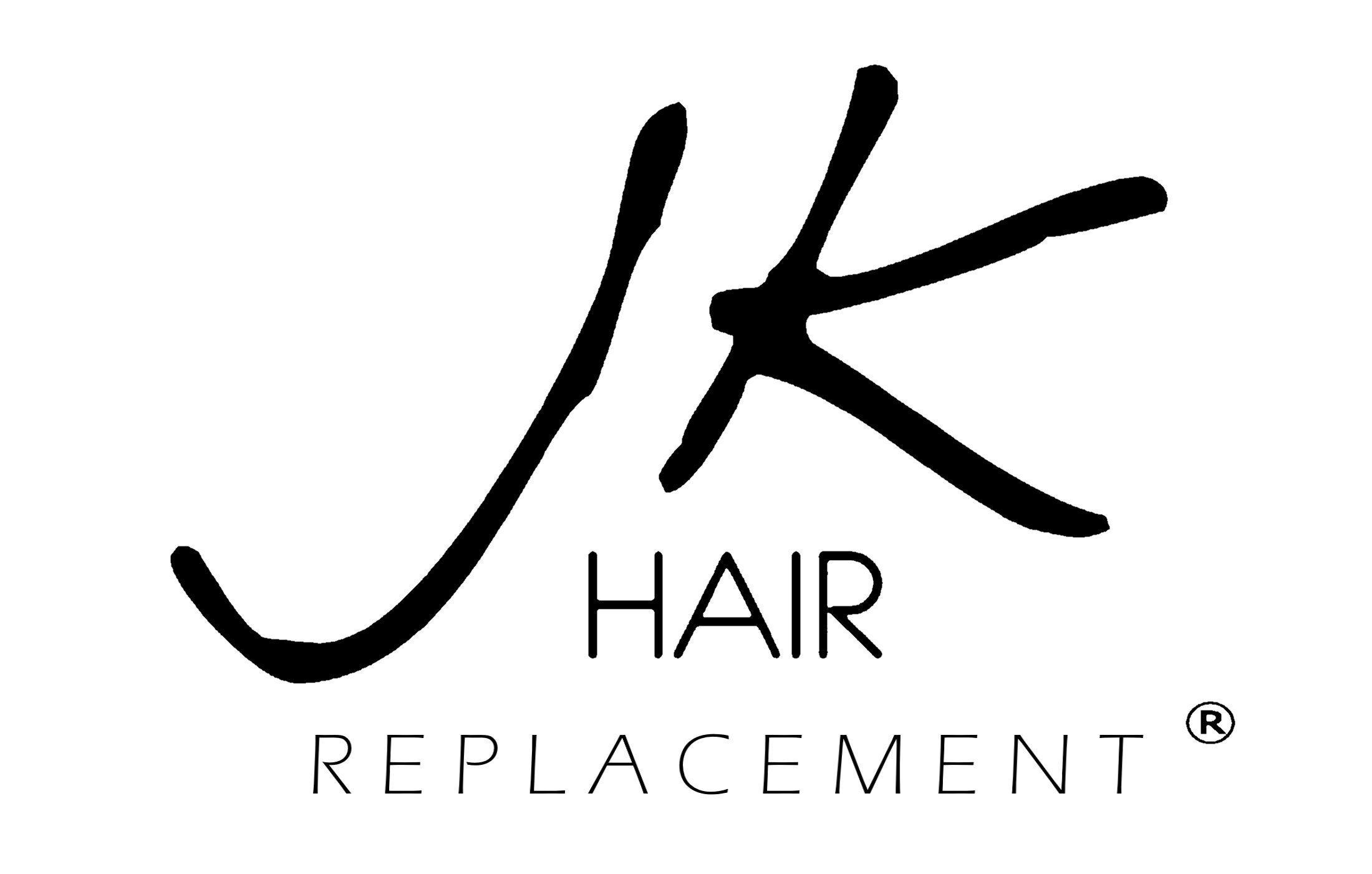 JK Hair Replacement Logo