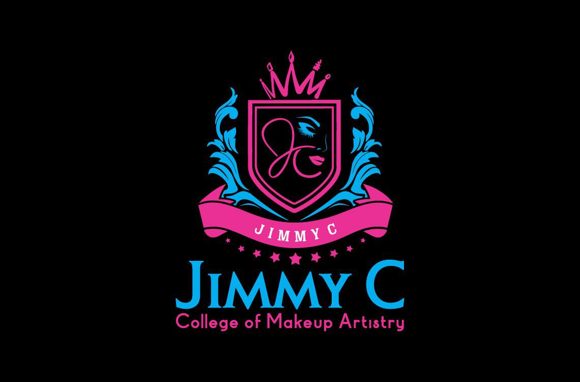 Jimmy C College of Makeup Logo
