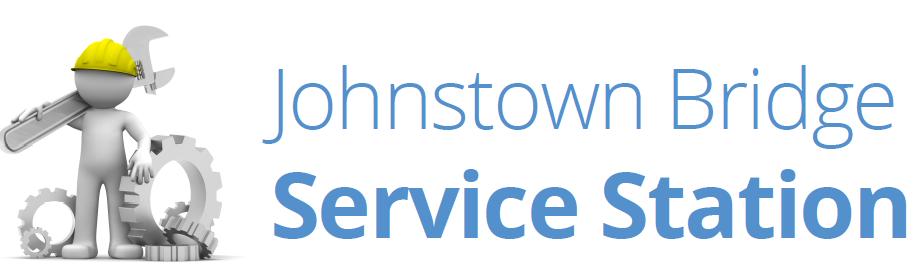 Johnstown Bridge Service Station Logo