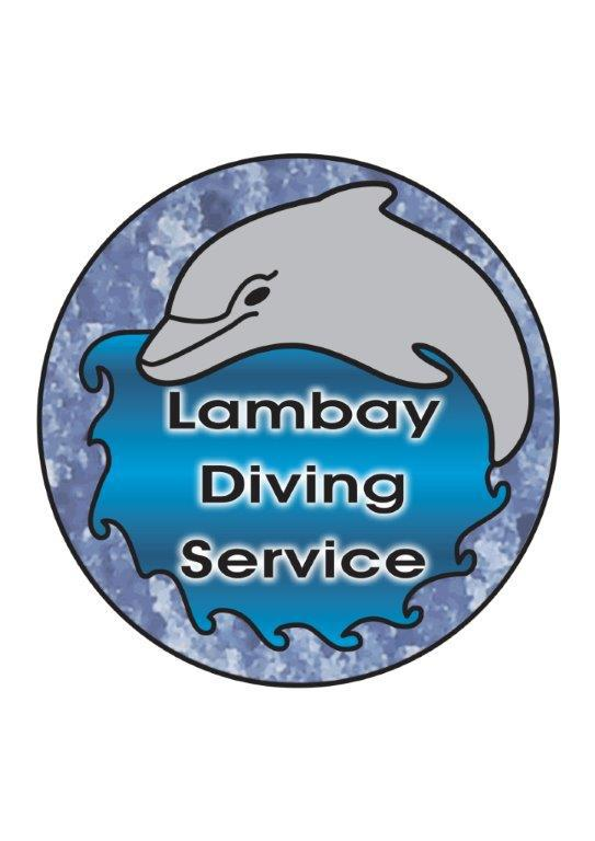 Lambay Diving Service Logo