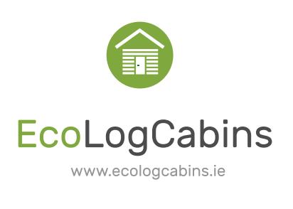 Eco Log Cabins Logo