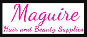 Maguire Hair & Beauty Supplies Logo