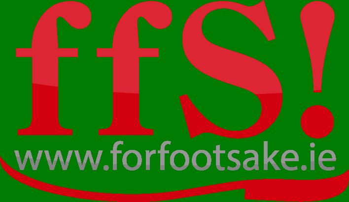 For Foot Sake Logo