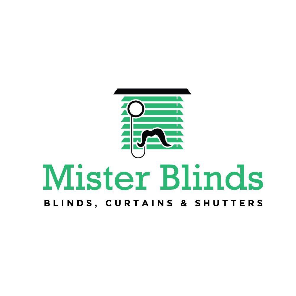 Mister Blinds Logo
