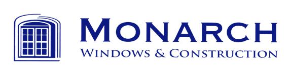 Monarch Windows & Construction Logo