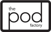 The Pod Factory Logo