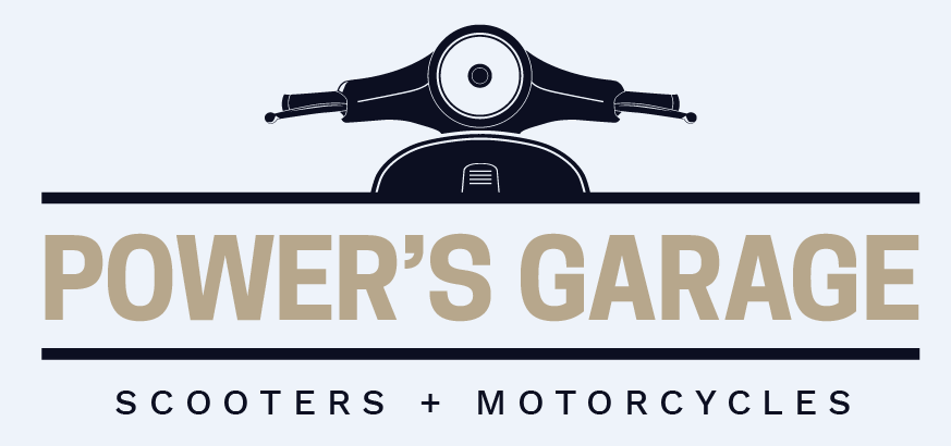 Powers Garage Logo