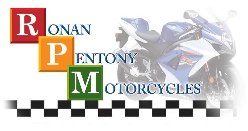 Ronan Pentony Motorcycles Logo