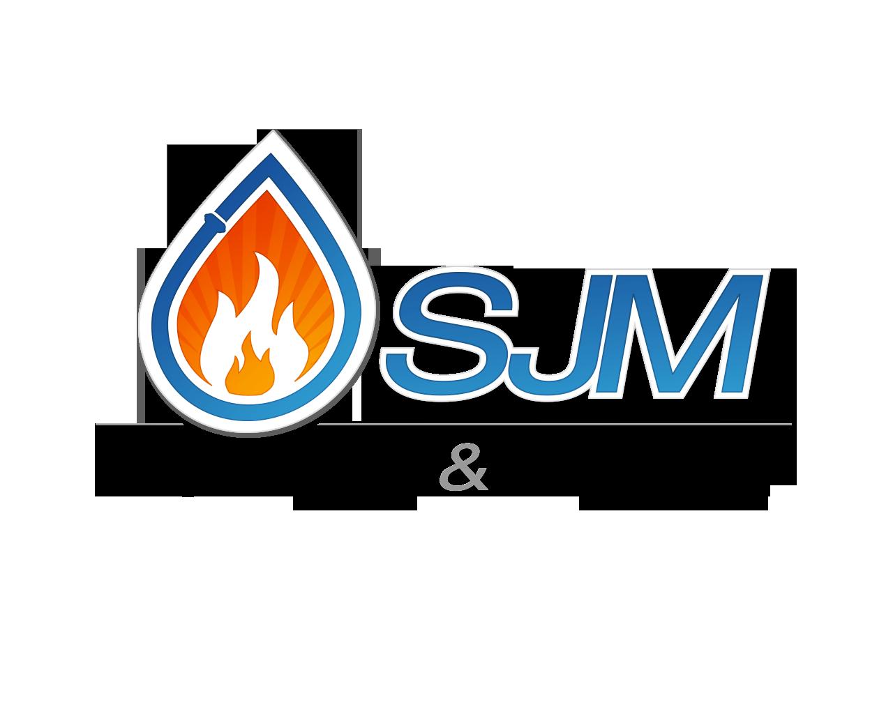 SJM Plumbing Logo