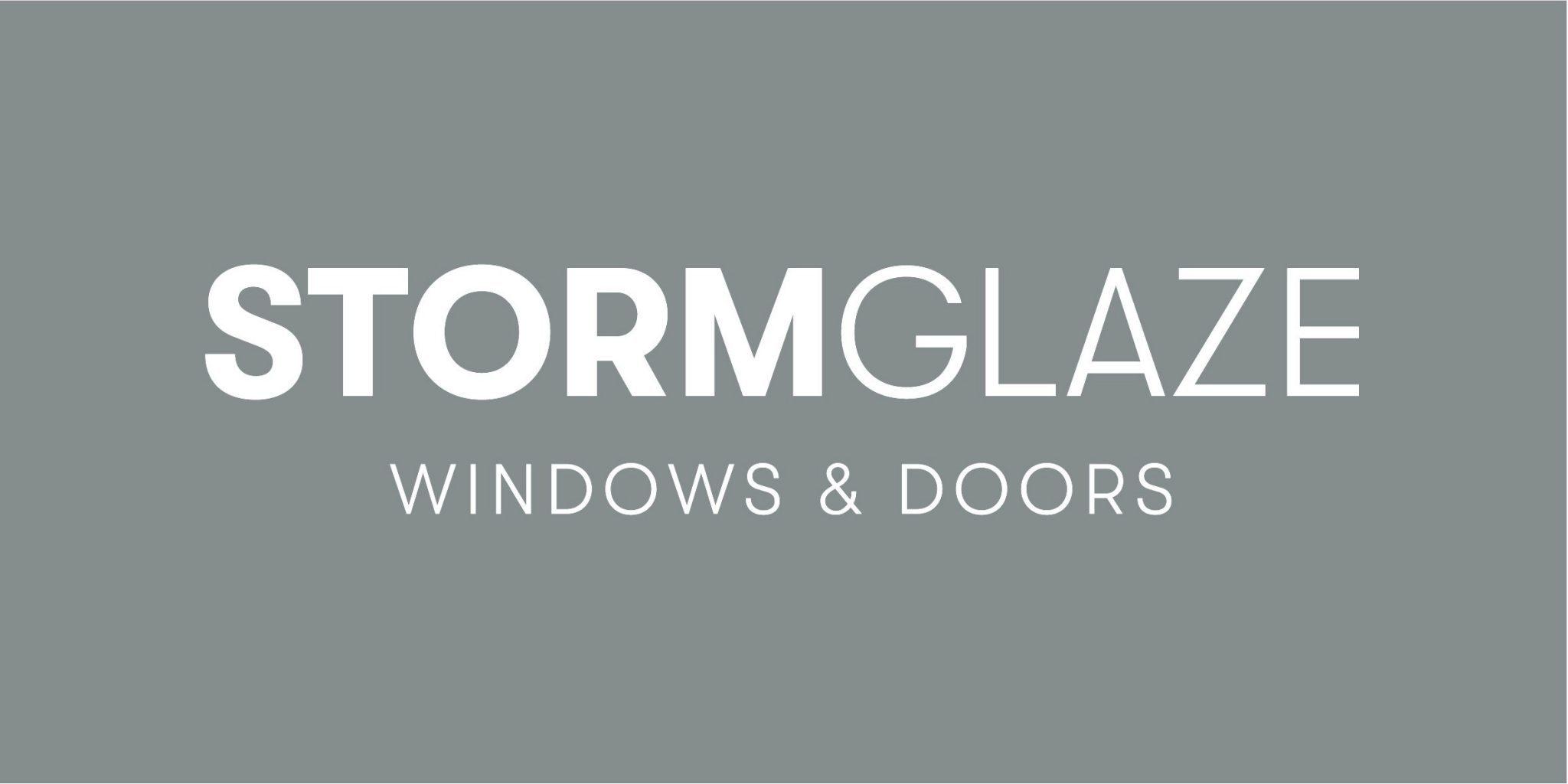 Stormglaze Windows & Doors Logo