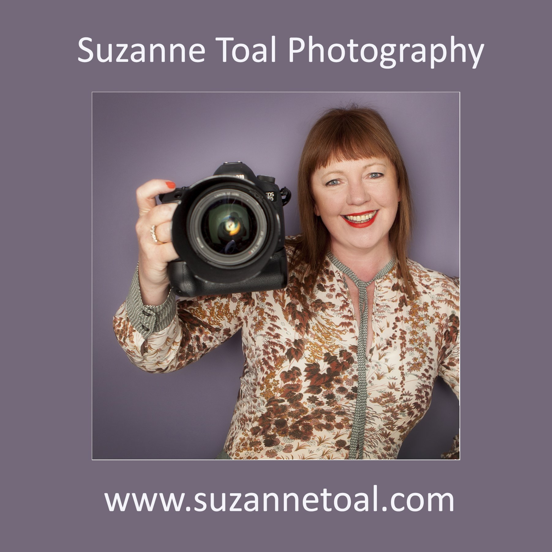 Suzanne Toal Photography Logo
