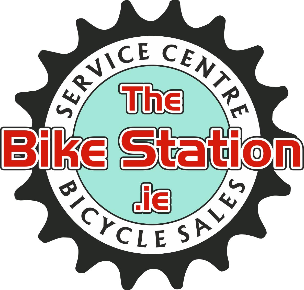 The Bike Station Logo