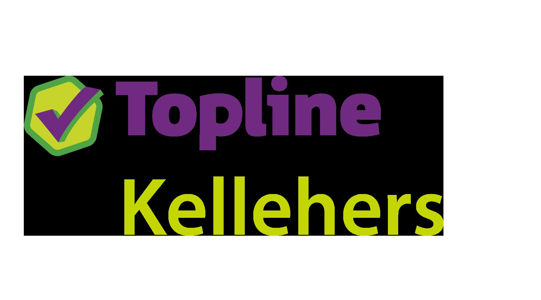 Topline Kellehers Logo