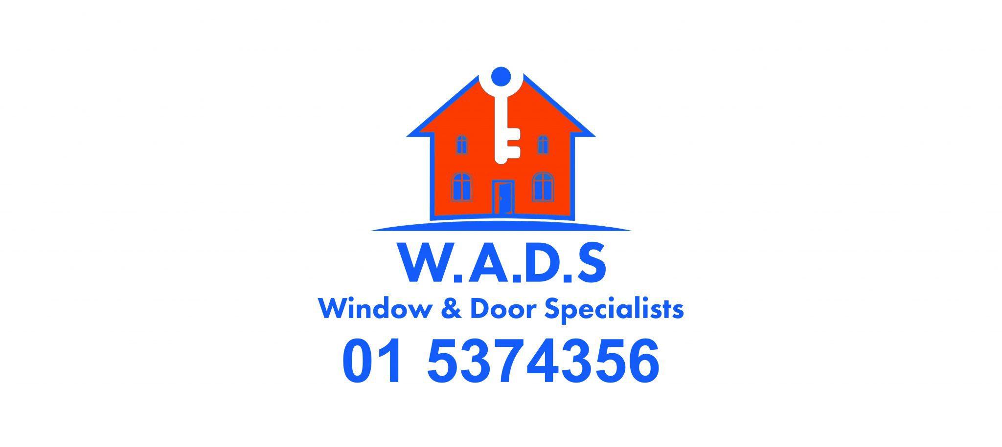 WADS Window & Door Specialists Logo
