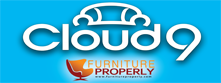 Cloud 9 Furniture Properly Logo