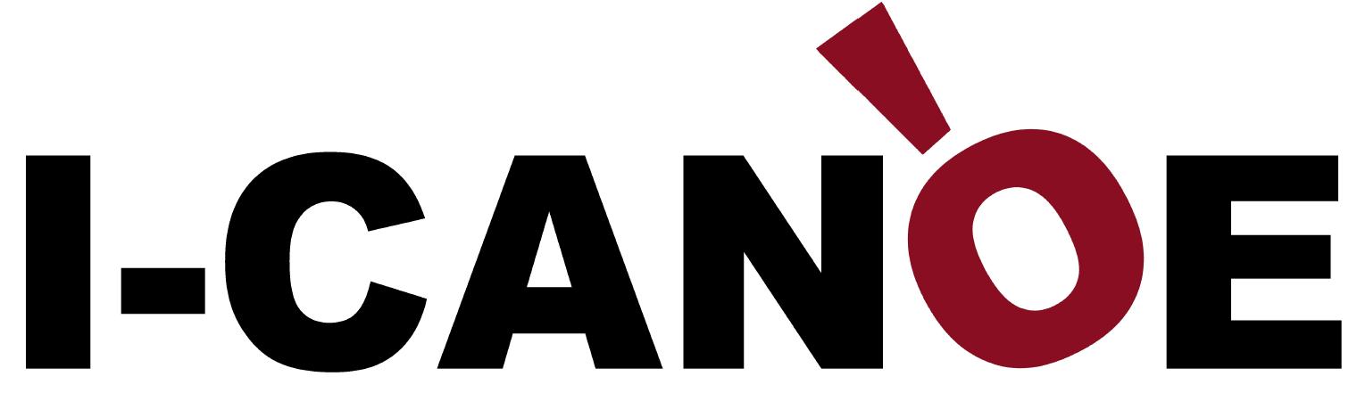 I-CANOE Logo