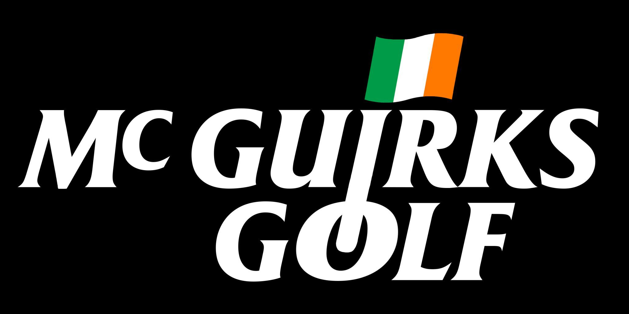 Mc Guirks Golf Logo