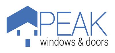 Peak Windows and Doors Logo