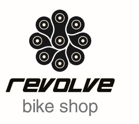 Revolve bike shop logo