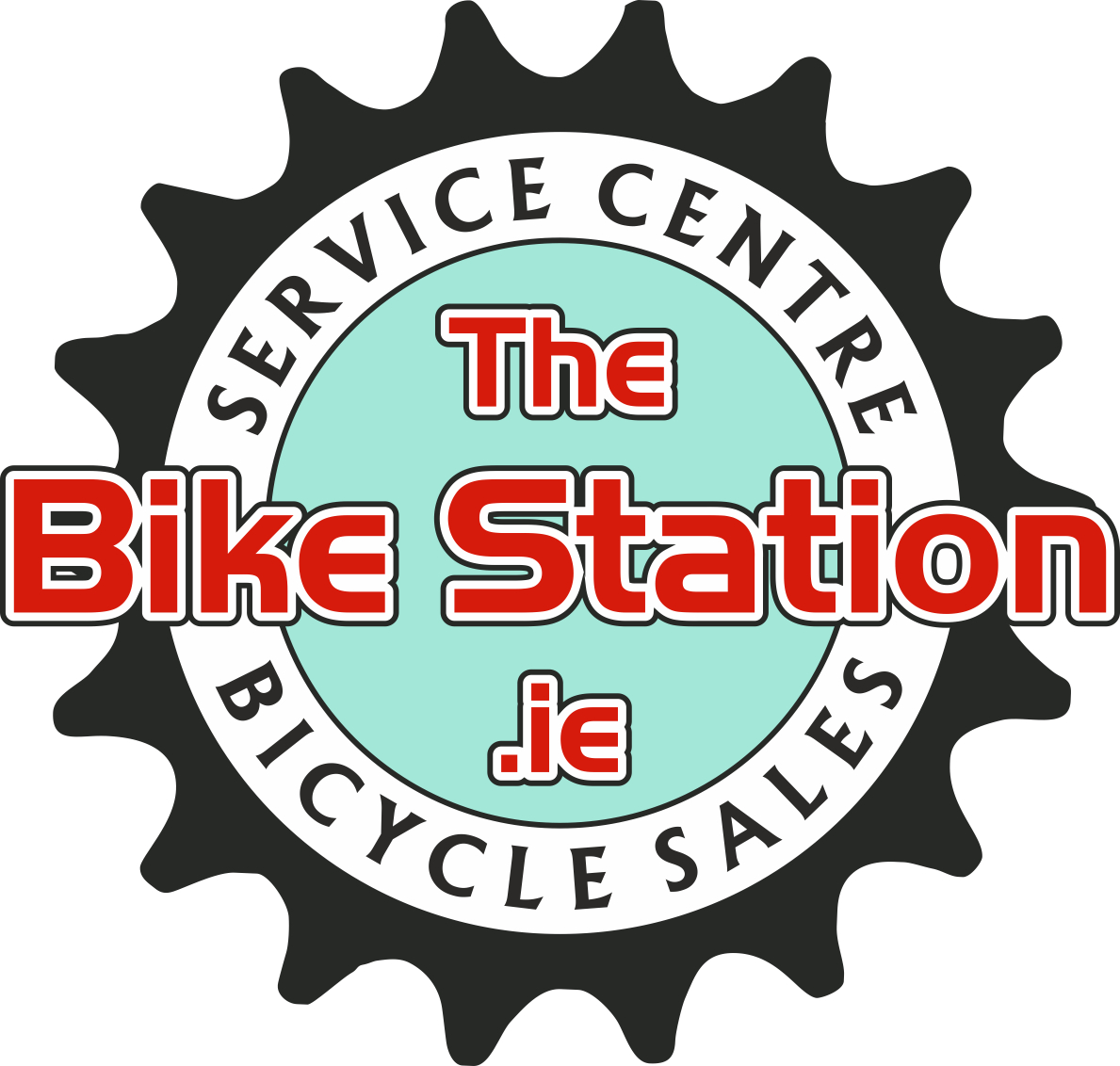 The Bike Station (Logo)