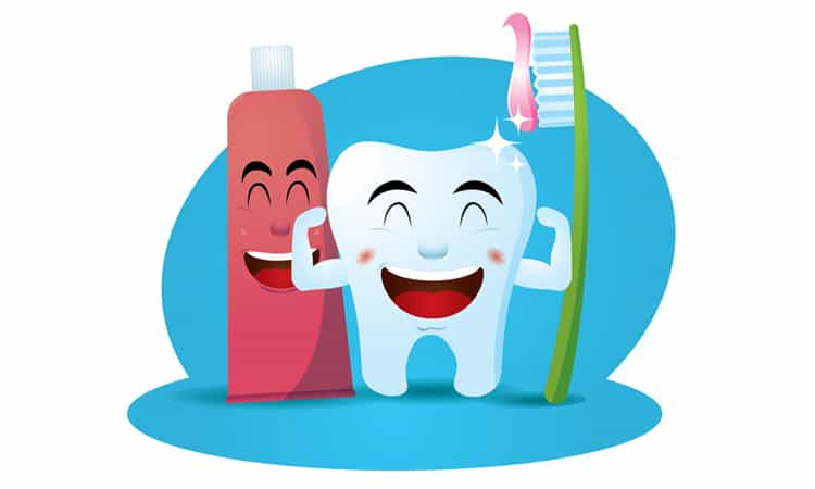 advice oral health